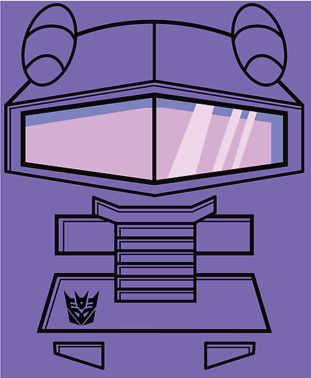 Transformers - Shockwave by CptnLaserBeam