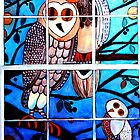 &quot;Lifes a Hoot&quot;- Mixed Media by Belinda &quot;BillyLee&quot; NYE (Printmaker)
