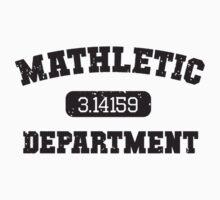 Mathletic Department Kids Clothes
