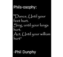 Phil Dunphy: phil's-osophy by sjanssen