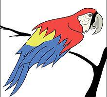 parrot by valeo5