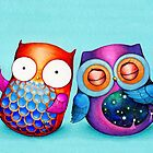 Night Owl Morning Owl by Annya Kai