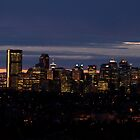 Still Morning Calgary by Heather Eeles