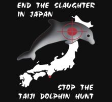 Protest the Taiji Dolphin Hunt by Samuel Sheats