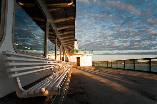 WA state ferry by Jaime Pharr