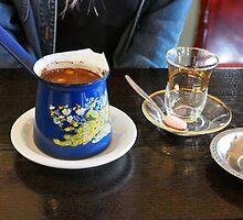 The best Turkish coffee in Tasmania by Alenka Co