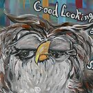 OWL - Goodlooking and Smart! by EloiseArt