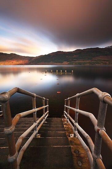 Loch Lomond by Grant Glendinning