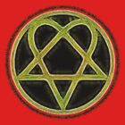 Heartagram by eyevoodoo