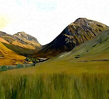 Glen Coe by James Shepherd