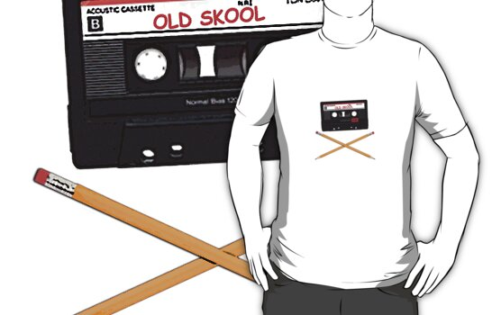 Old skool  by Robert  Taylor