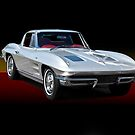 1963 Corvette Stingray w/o ID by DaveKoontz