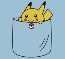 Pocket Pikachu by Madisya