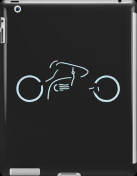 Tron Bike by SwordStruck