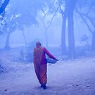 Lady With Load by gaurav0410