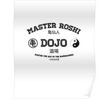 Master Roshi Dojo v1 Poster
