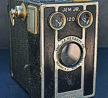 The Jem Jr. 120 (1940's) - My Father's Camera by 242Digital