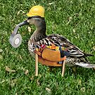   I CAN FIX ANYTHNG ..NOW WHERE&#x27;S THE DUCK TAPE?  by  Bonita Lalonde