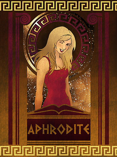 Olympia Heights: Aphrodite by Christadaelia