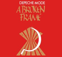 Depeche Mode : A Broken Frame by Luc Lambert