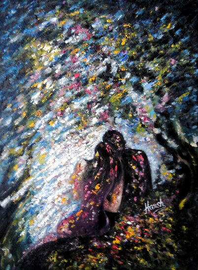 I am with my LOVE by Harsh  Malik