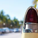 Bel Air Tail Light by Fern Blacker