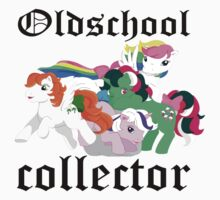 Old school collector MLP by Ryuji1993