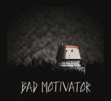 Bad Motivator Kids Clothes
