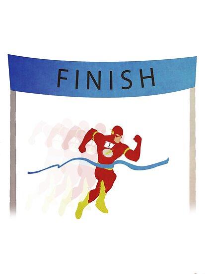 flash marathon by nick94