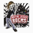 Undead Rocker - Metal Jesus Rocks by metaljesusrocks