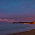 Alpenglow Sunset, East Beach,Tasmania by fotosic