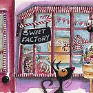 The Sweet factory by StressieCat
