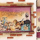 The China Shop by StressieCat