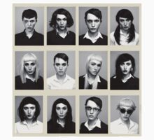YEARBOOK (Complete Grid) by Daniel Cox