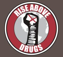 Wrestling: CM Punk/John Cena - Rise Above Drugs! (Rq) by UberPBnJ