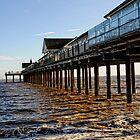 Southwold Pier  #1 by Karen  Betts