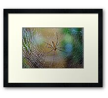 'A Courting We Will Go' Framed Print