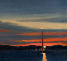 Into the Night by Gordon  Beck
