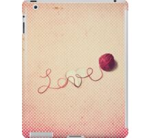 Love Heart iPad Case/Skin