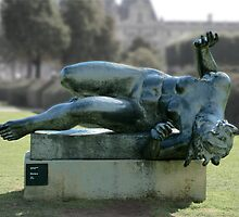Rivière Aristide Maillol by Thomas Barker-Detwiler