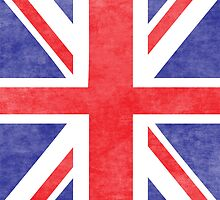 Union Jack iPad Case by MrHSingh
