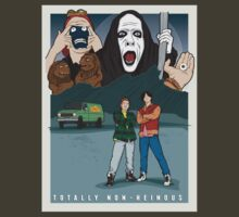 Bill and Ted - Totally Non-heinous by beendeleted