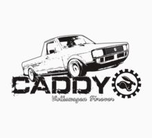 VW Caddy by Barbo