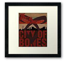 The Mortal Instruments: City of Bones Framed Print