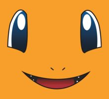 Charmander Face by stevan6