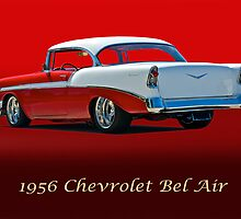 1956 Chevrolet Bel Air w/ ID by DaveKoontz