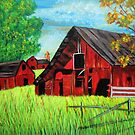 Old Farm 2 by maggie326
