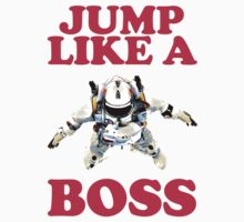 Felix Baumgartner Is A Boss by Look Human