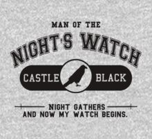 Man of the night's watch by Unicorn-Seller