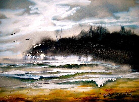 The Lake.. by © Janis Zroback